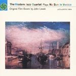 The Modern Jazz Quartet - The Modern Jazz Quartet Plays No Sun In Venice Original Film Score By John Lewis [SHM-SACD] [Limited Release] SACD (Japan Import)
