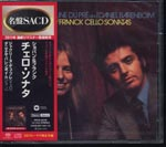 Jacqueline du Pre (cello), Daniel Barenboim (piano) - Chopin/Frank: Cello Sonatas [SACD Hybrid] (Japan Import)