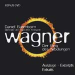 Daniel Barenboim (conductor) - Wagner: Der Ring Des Nibelungen [14CD+DVD] (Japan Import)