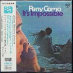 Perry Como - It's Impossible [Cardboard Sleeve] (Japan Import)