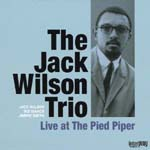 Jack Wilson - Live At The Pied Piper +2