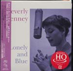 Beverly Kenney - Lonely And Blue [Cardboard Sleeve (mini LP)] [HQCD] (Japan Import)