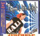 BALL - TRAPPED LIKE A RAT (Japan Import)
