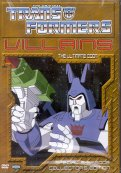Various - Transformers - Transformers Villains DVD (US Edition)