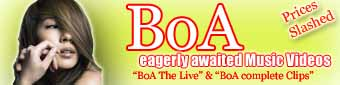 Boa The Live & Complete Clips - Special Sale